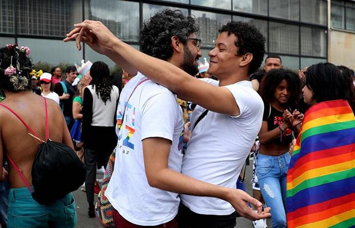 Así fue la Marcha del Orgullo Gay en Colombia